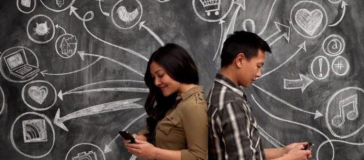 Relationship on Social Media