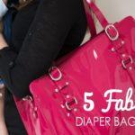 Diaper Bags for Moms