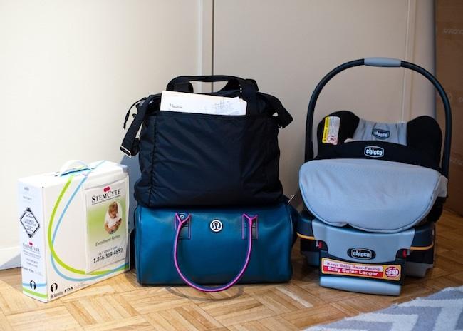 Hospital Mom Bag