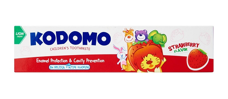 Kodomo Toothpaste