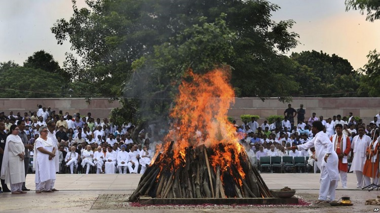 Last Riots of Atal Bihari Vajpayee
