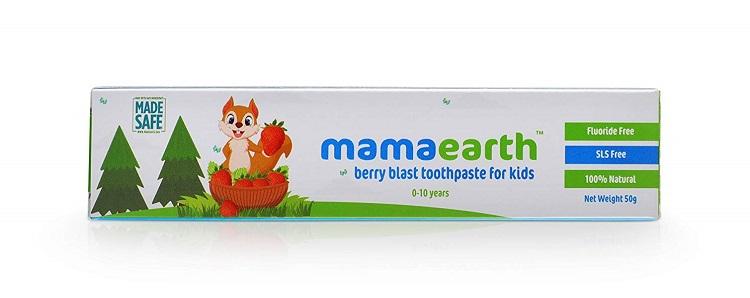 Mamaearth Kids Toothpaste