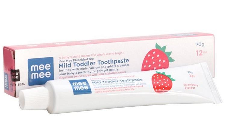 Mee Mee Toothpaste