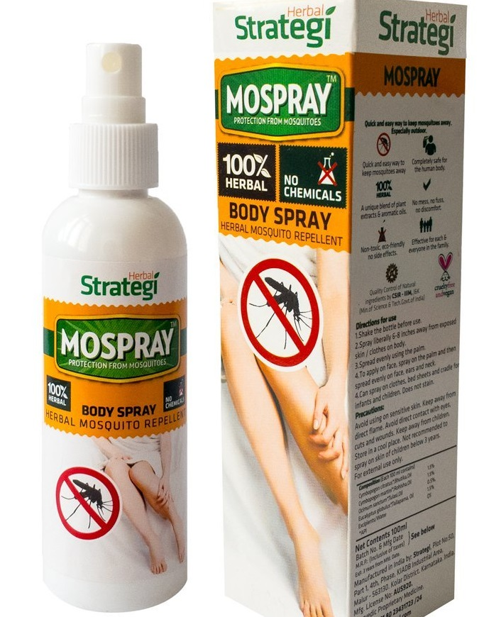 Mospray By Herbal Strategi