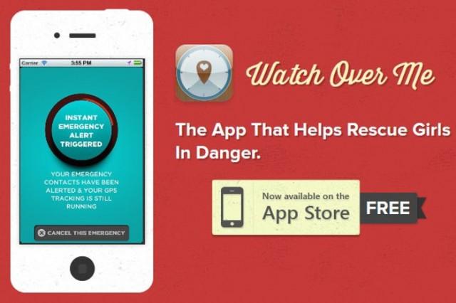 Watch Over Me App