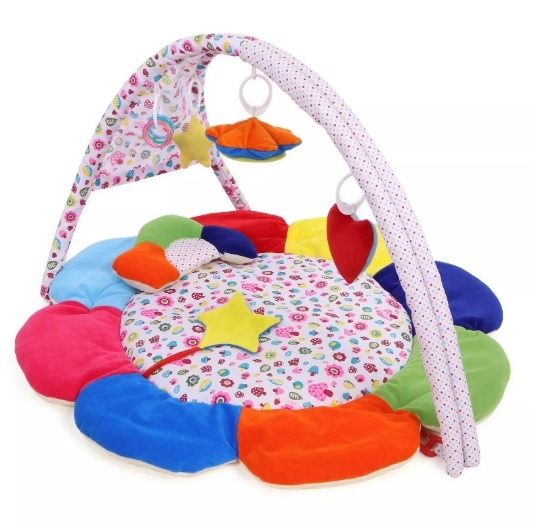 Baby Hug Premium Play Gym with Flower