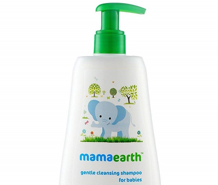Mama Earth Gentle Cleansing Shampoo for Babies