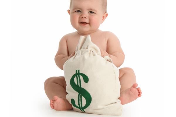 baby finances