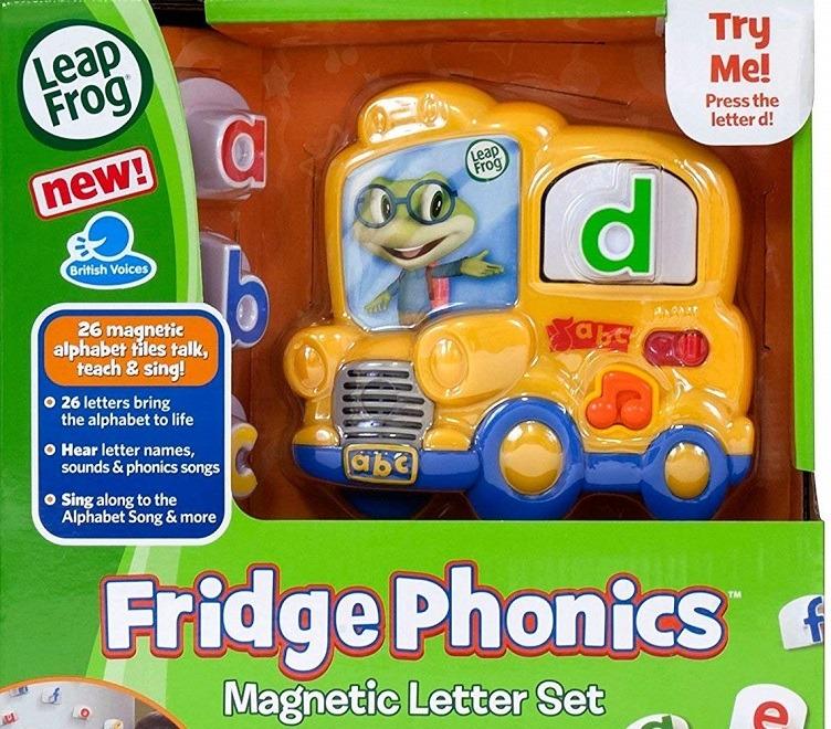 Fridget Phonics by Leapfrog