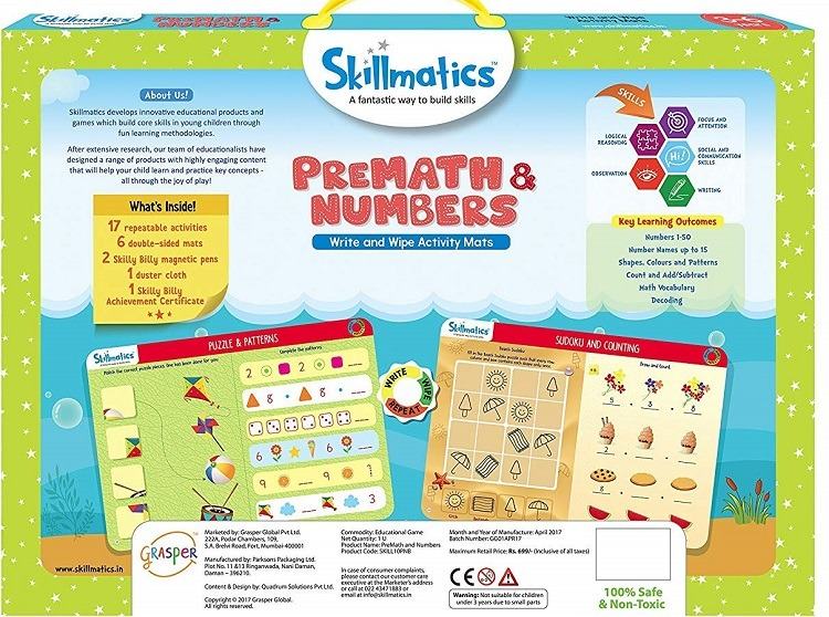 Premath game and Numbers