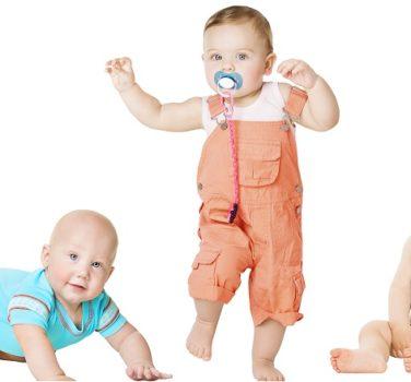 Growth Spurt in Babies