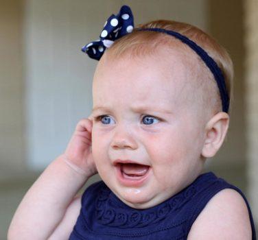 Ear Infection in Infants