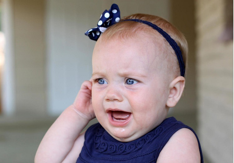 Ear Infection in Infants