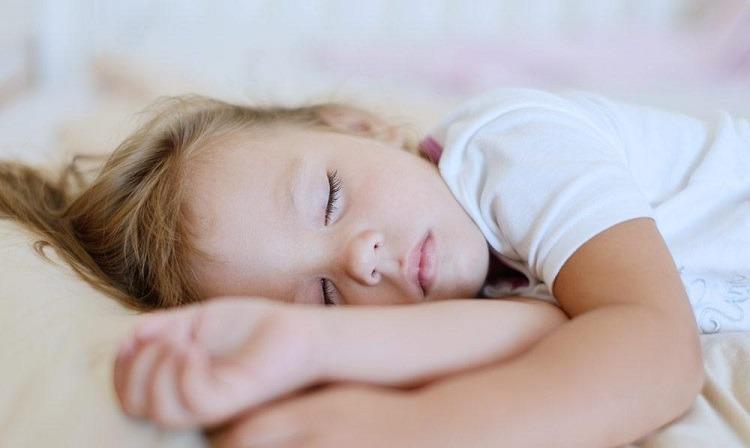 Sleeping habits on turning 2 years old