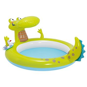 Alligator Spray Pool