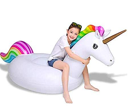 Wanna Party Unicorn Float