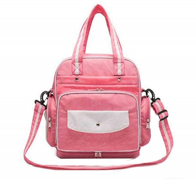 Convertible diaper bag