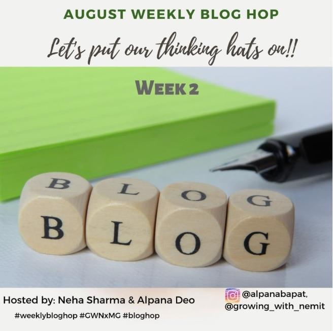 weekly blog hop